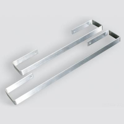 Barre Porte serviette simple pour Ecosun Glass